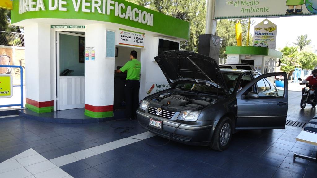 Segundo Intento para verificar su automóvil es gratuito